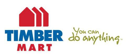 TimberMart Logo