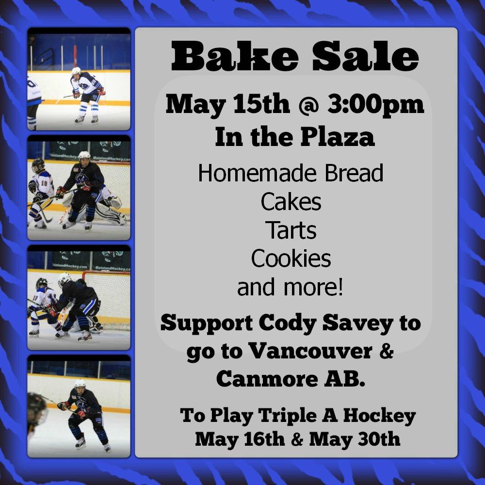 Bake Sale Cody Save