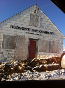 HBC trading post