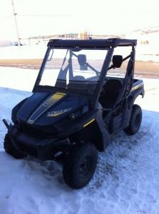 Iqaluit ATV