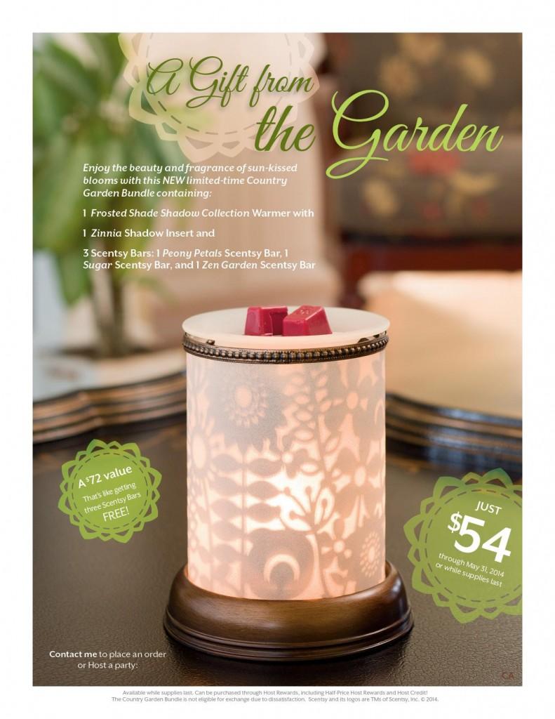 Scentsy Garden Bundle