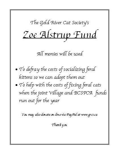 Fondi Zoe Alstrup