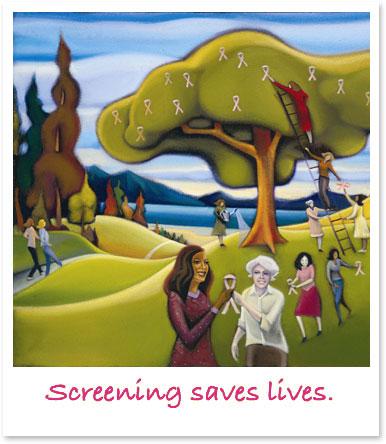 Screening Mamografia