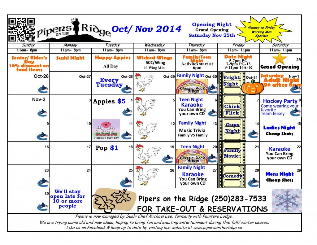 2014-11 Pipers Kalendár