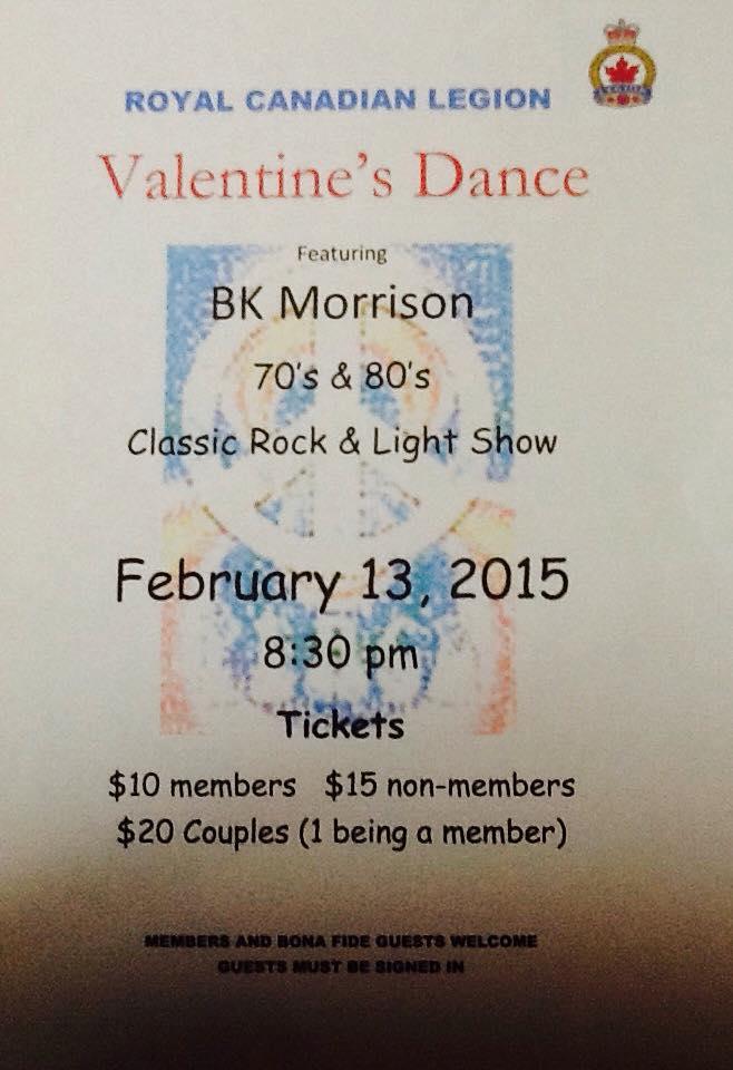 Khiêu vũ Valentine