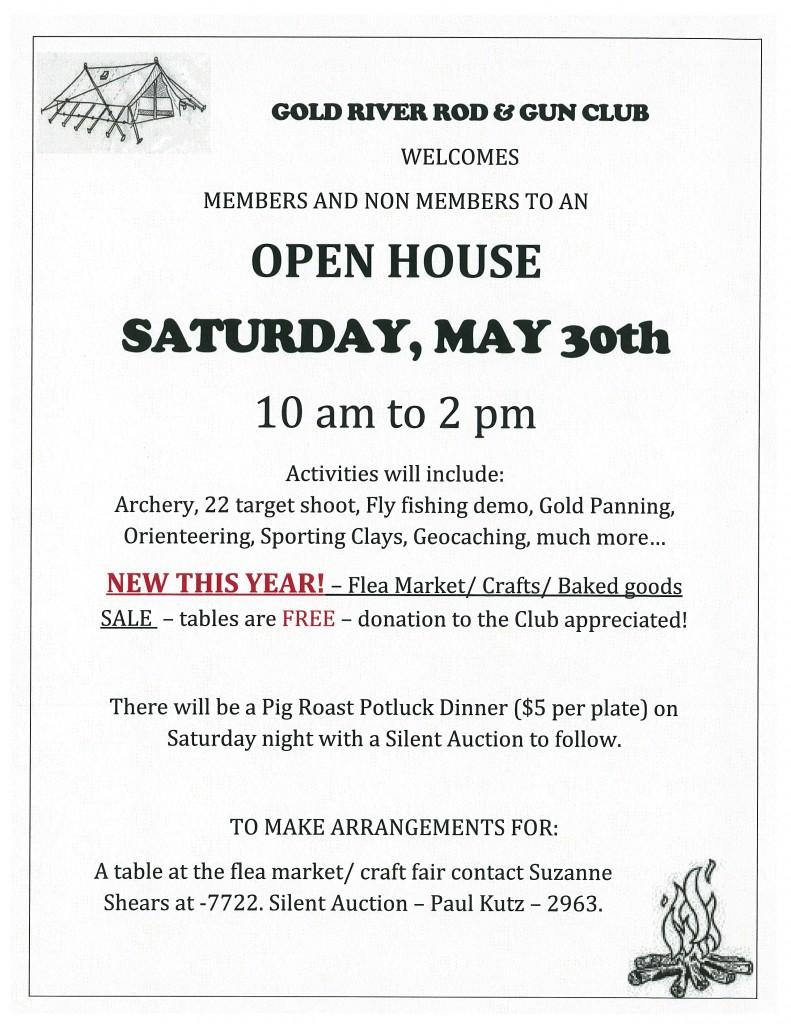 Rod & Gun Open House