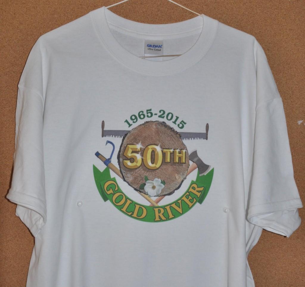 50th T shirts