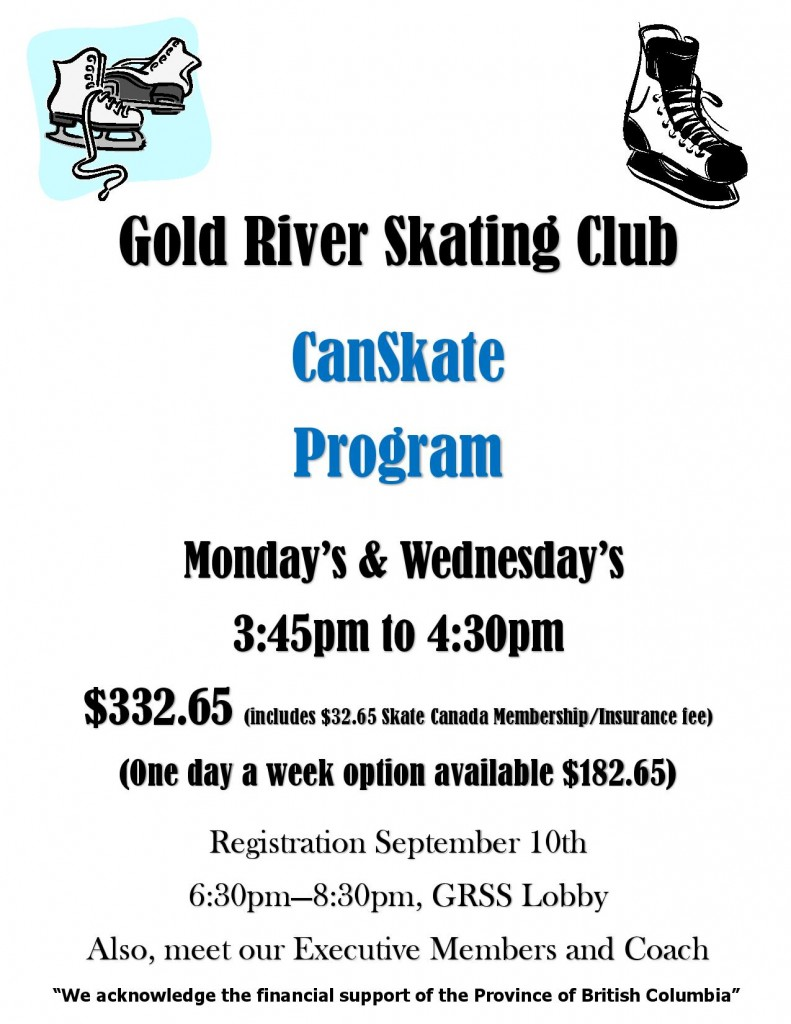 CanSkate Poster