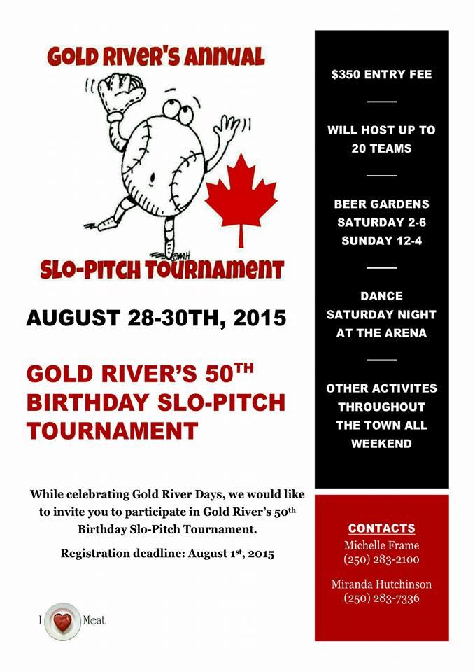 Slo Pitch Tournament