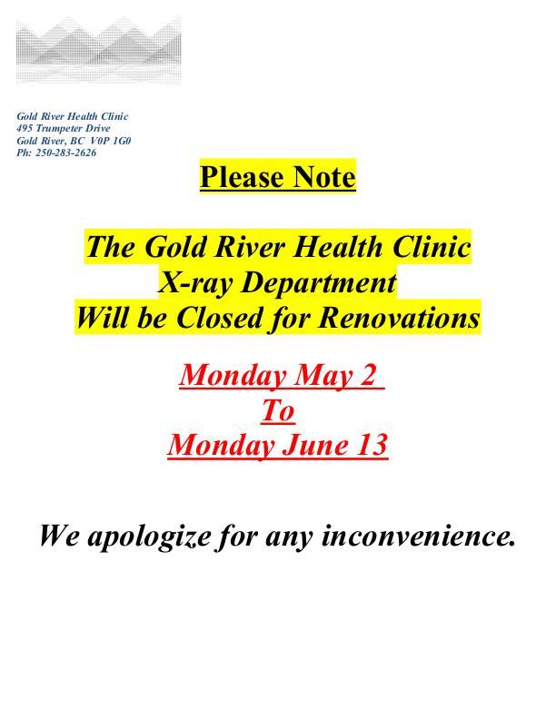 Xray Closure