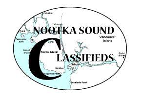 Nootka Sound Classifieds
