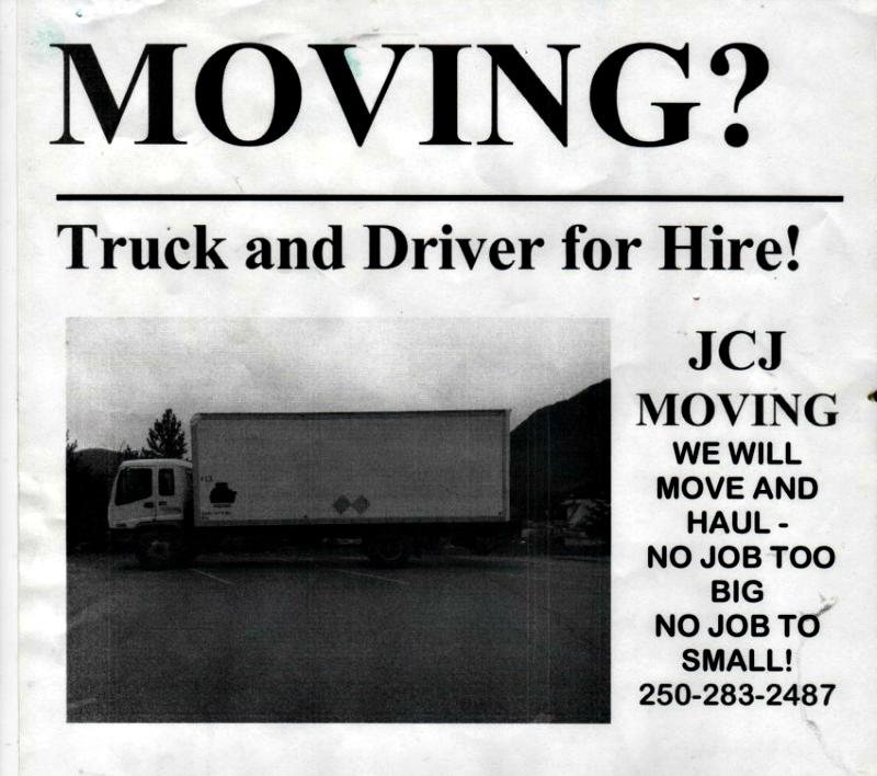 JCJ Moving