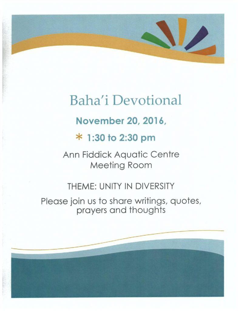 devotional-flyer