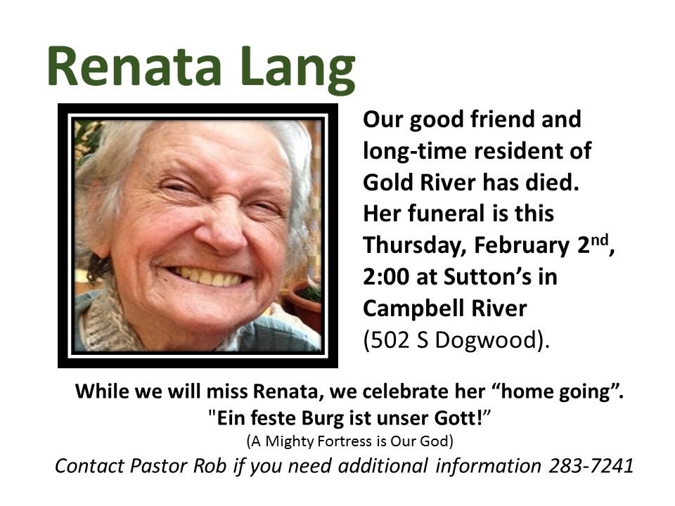 Renata Lang