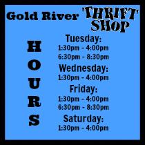 Gold River Thrift Shop