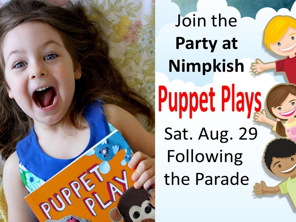 puppet play GR anniv 2015
