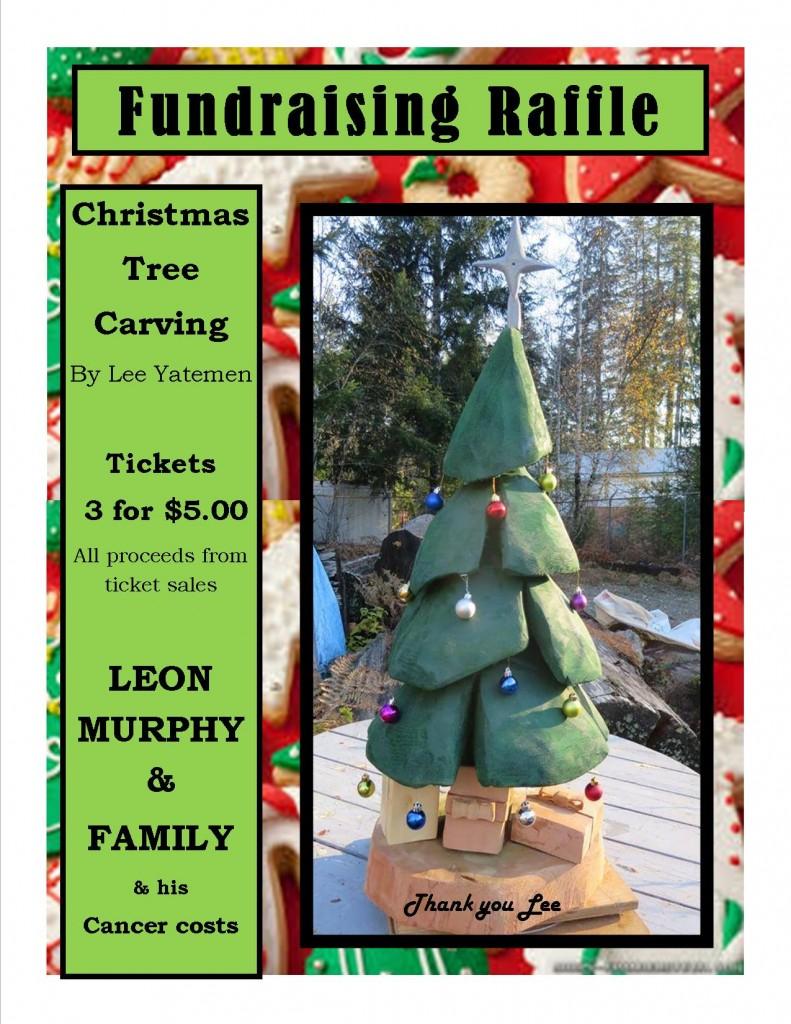 Tree raffle