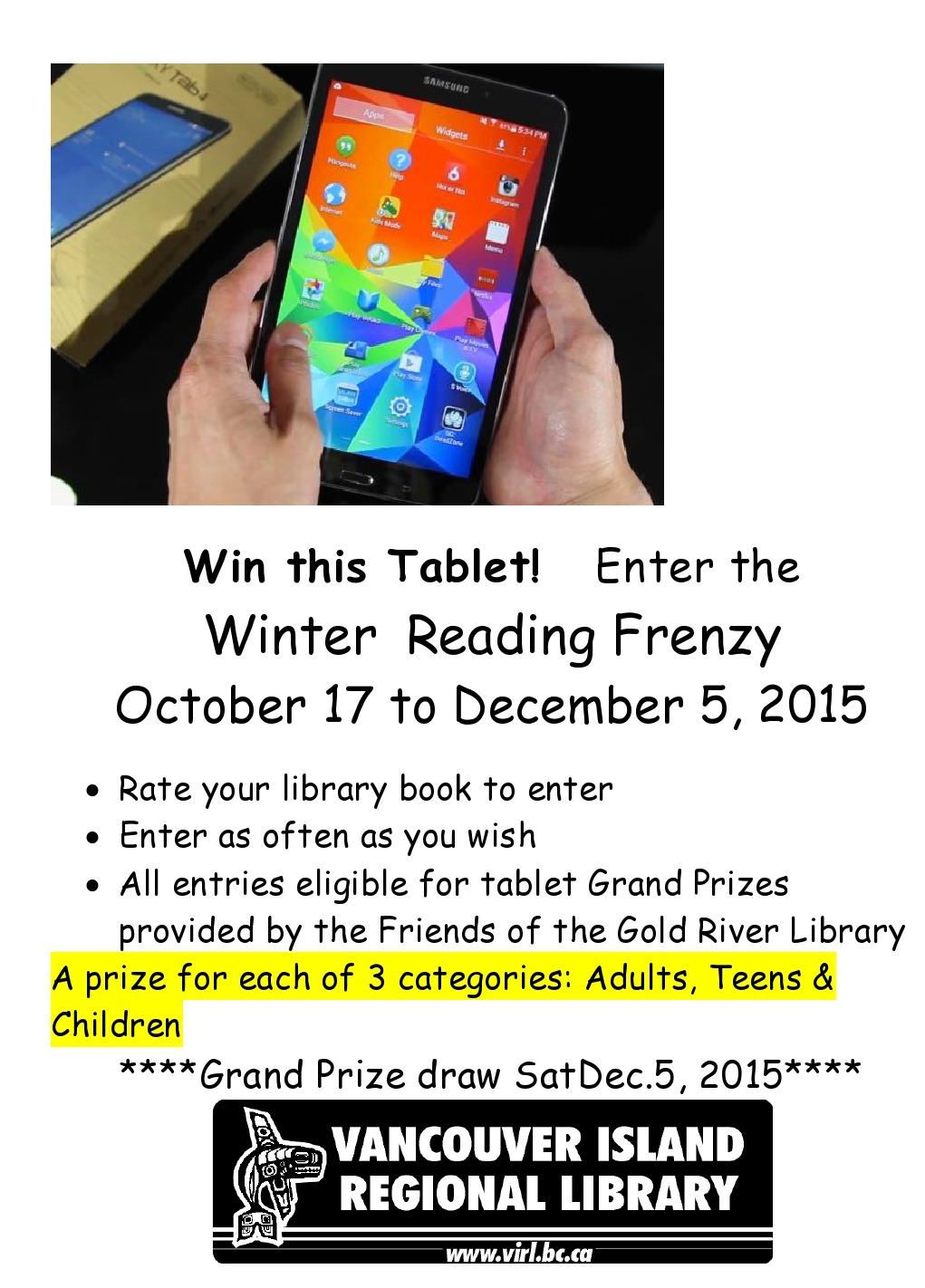 Win this Tablet Winter Reading Frenzy 2015 docx-page0001