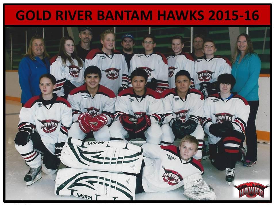 GRBANTAM HAWKS TEAM PHOTO 2015 coachs