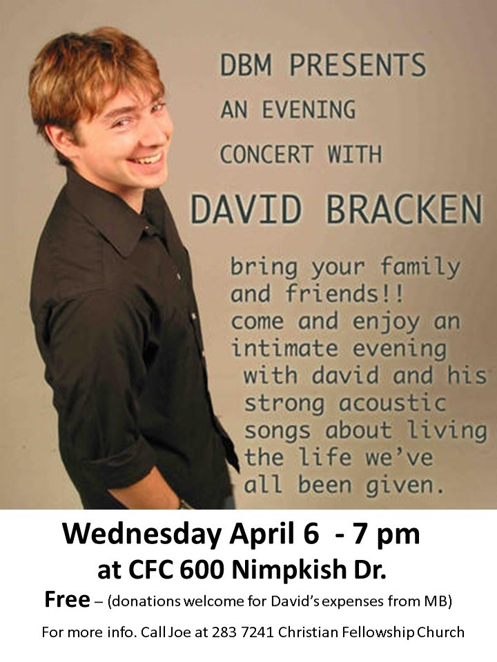 David Bracken