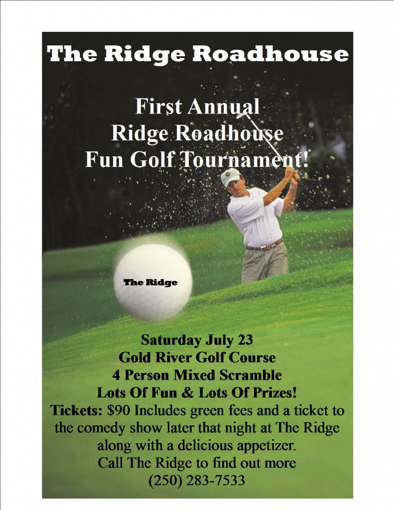 ridge golf tourney 2