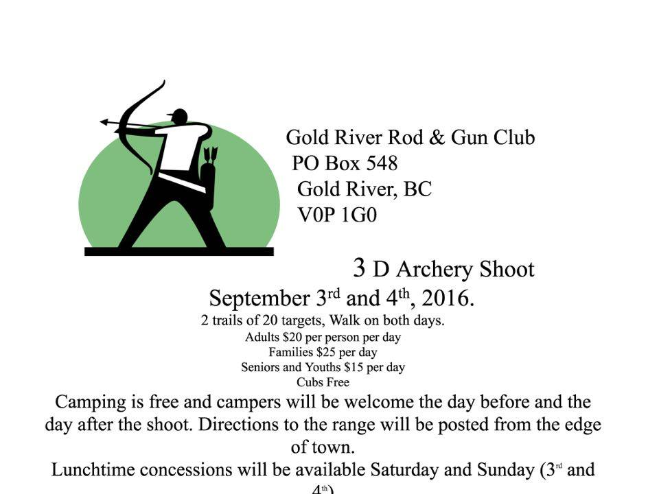 3D Archery Shoot