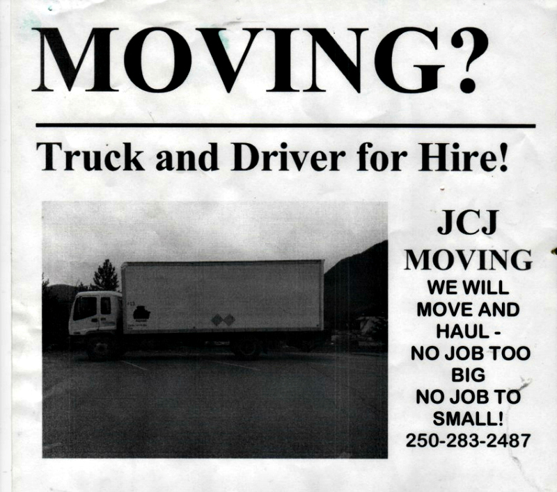 JCJ Moving