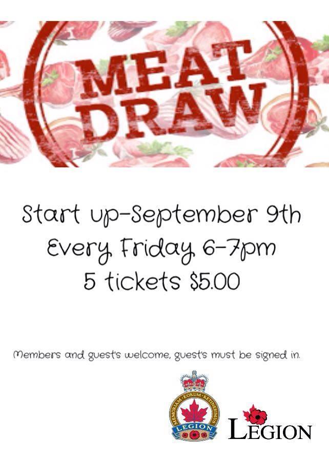 Meat Draws