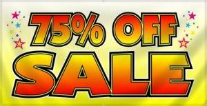 75-off-sale