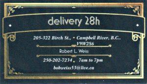 Deliver Hwy 28