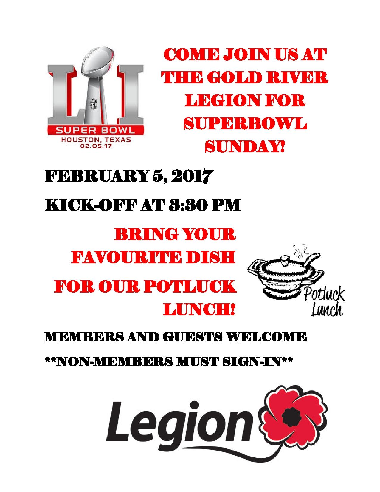 Super Bowl 2017 Poster