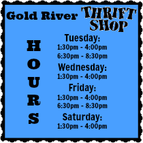 Gold River Thrift Shop